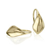 Flourish Earring 18K gold (X small)