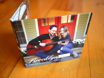 CD - Brooklyn Duo - 3-Disc Set - Sessions IV & V