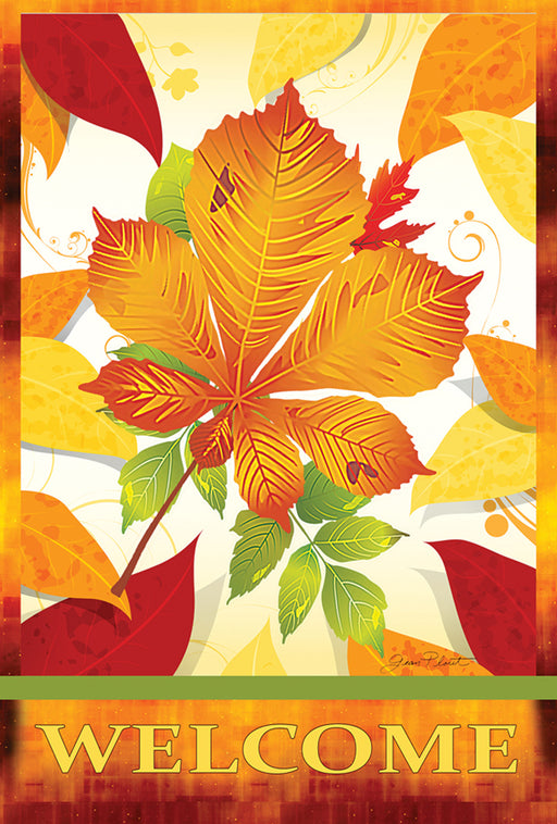 Garden Flag - Autumn Foliage - 1110518