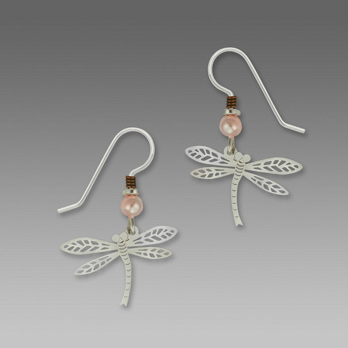 Earrings - IR Dragonfly - 1369