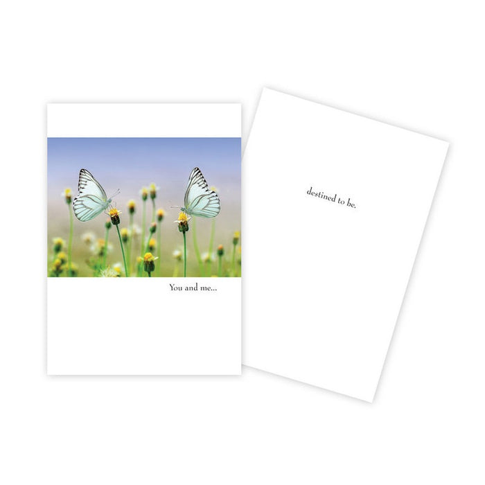 Notecard - Anniversary - You and Me - 1370
