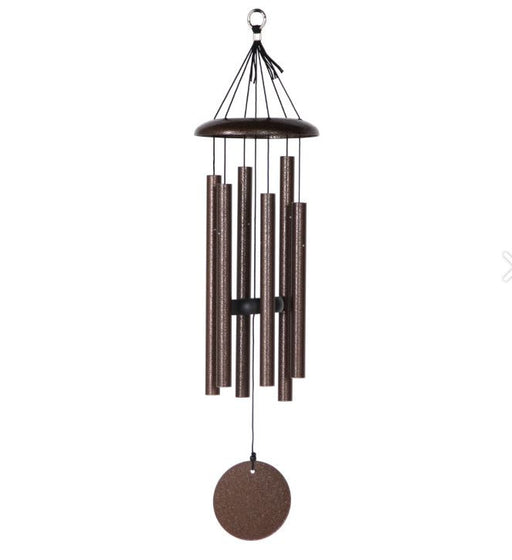 "Windchimes - Corinthian Bells - 27"" - Copper"