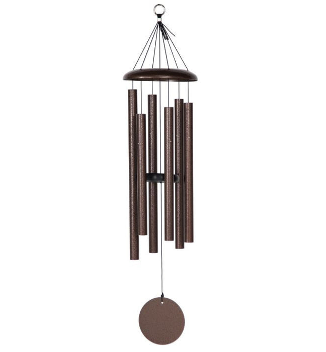 "Windchimes - Corinthian Bells - 36"" - Copper"