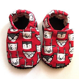 Baby Shoes - 0-6 months - Woodland