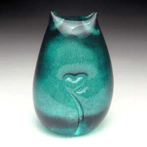 Love Cat - Teal
