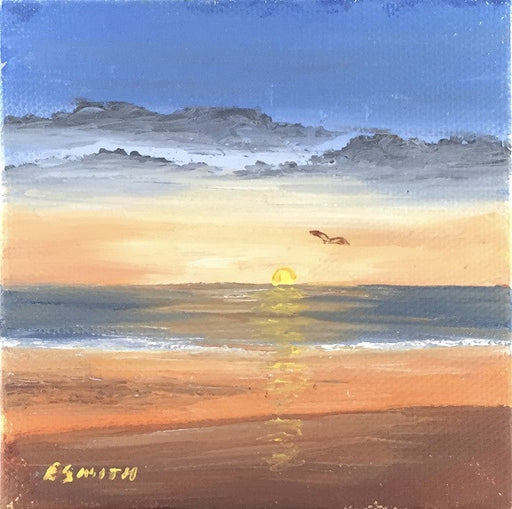 Original - 4x4 - Sunset Bay - SunB-001