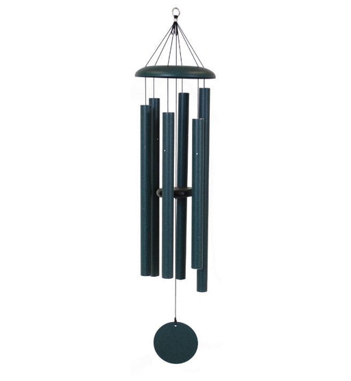 "Windchimes - Corinthian Bells - 50"" - Green"