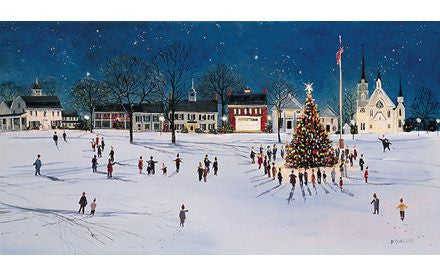 Gift Enclosure Card - Bedford Village - 814