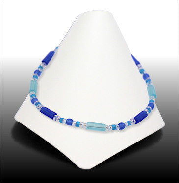 Anklets - Cipher - Pacific Cool Blues - ACR-5462