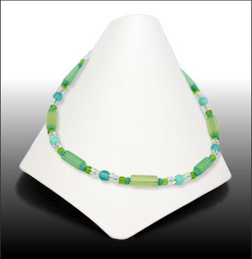 Anklets - Cipher - Pale Greens - ACR-7068