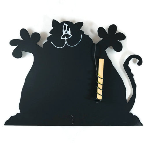 Magnetic Chalkboard - Fat Cat - Plain