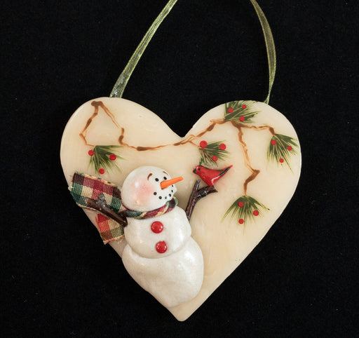 Ornament - House Warmer Heart - 013