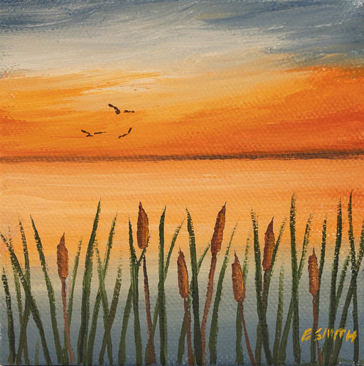 Original - 4x4 - Cattails - Catta-001