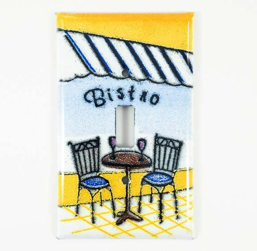 Switch Plate Cover - Single - Bistro