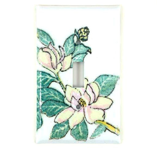 Switch Plate Cover - Single - Magnolia