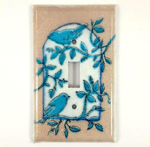 Switch Plate Cover - Single - Songbird