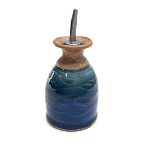 Oil Cruet - Small - Blue