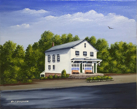 Original - 8x10 - Oil - Brewster Store #2 - 51