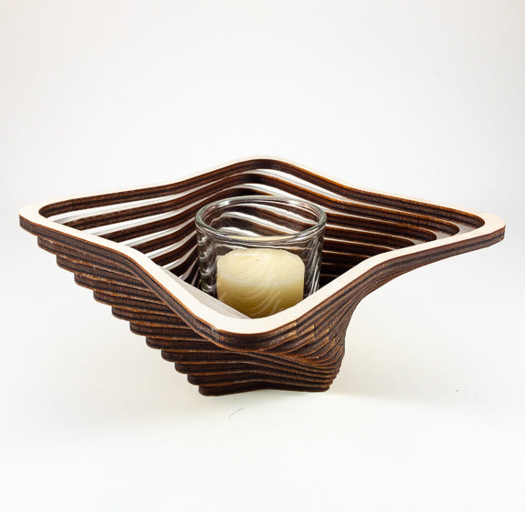 Shadow Basket - Square - Small
