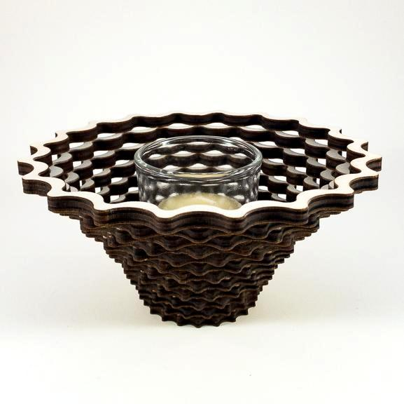 Shadow Basket - Weave - Small