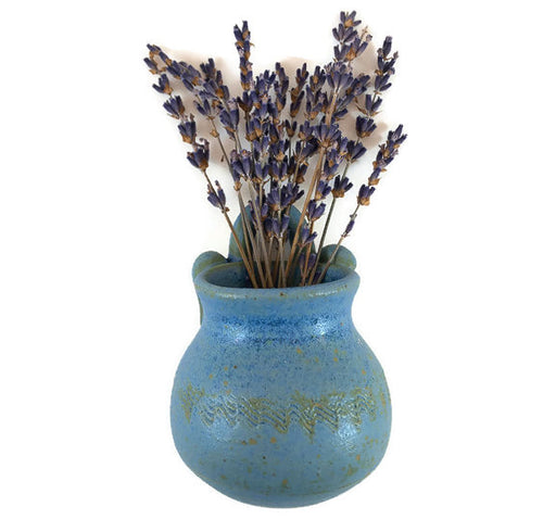Weed Pot - Flat Light Blue