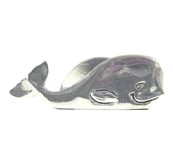 Business Card Holder - Whale
