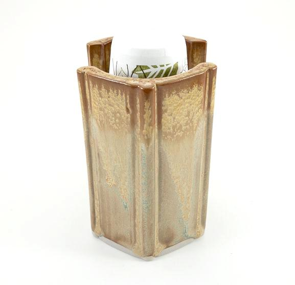 Dixie Cups Holder - Gold