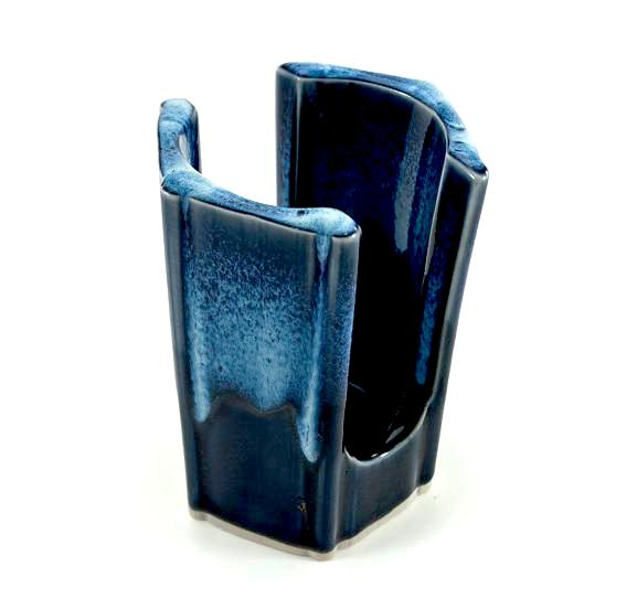 Dixie Cups Holder - Navy