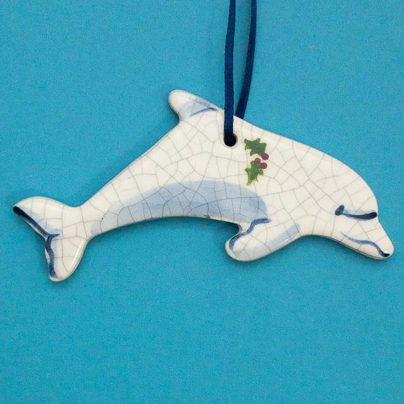 Ornament - Dolphin - BP