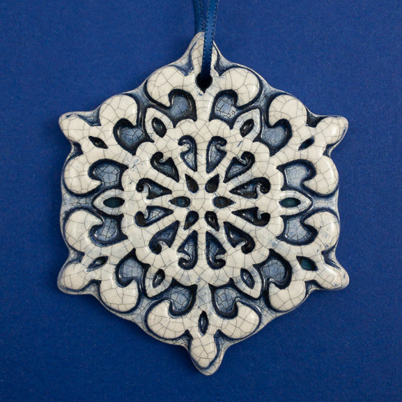 Ornament - Snowflake VII