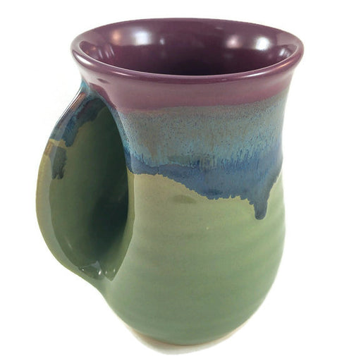 Hand Warmer Mug - Left - Mossy Creek