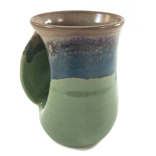 Hand Warmer Mug - Left - Mountain Meadows