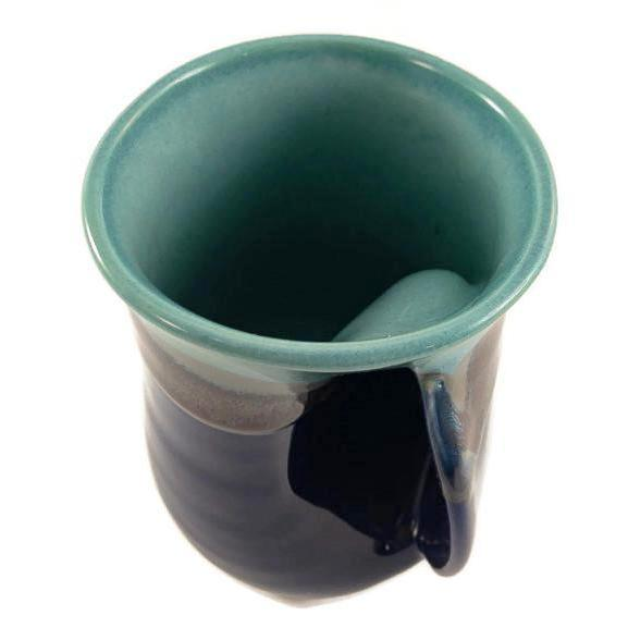 Hand Warmer Mug - Right - Mystic Water