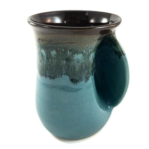 Hand Warmer Mug - Right - Ocean Tide