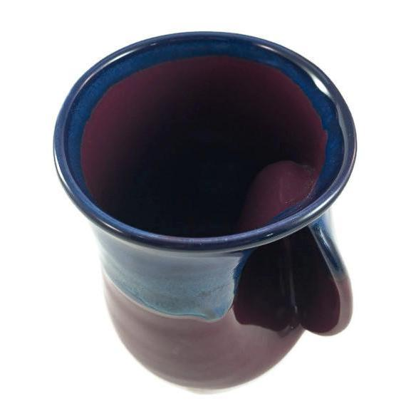 Hand Warmer Mug - Right - Purple Passion