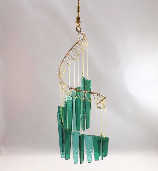 Light Opera Wind Chime - Medium - Teal