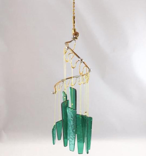 Light Opera Wind Chime - Small - Teal