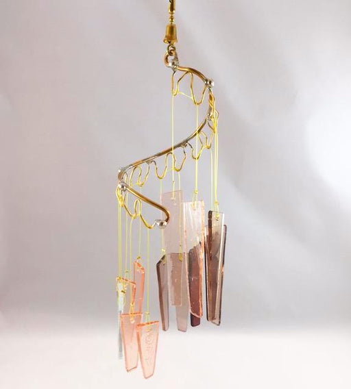 Light Opera Wind Chime - Small - Wine