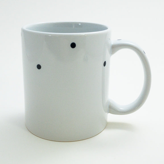 Cheer-Up Cup - Cat - Grey
