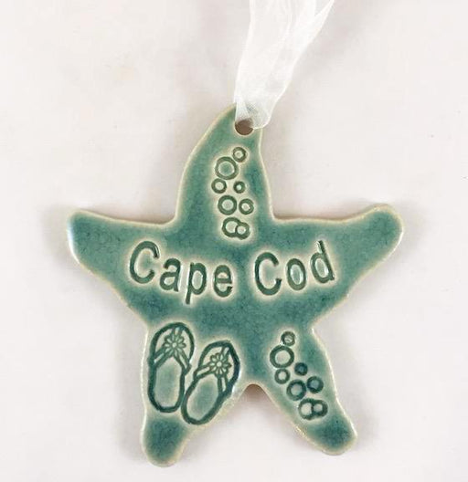Ornament - Cape Cod - Green