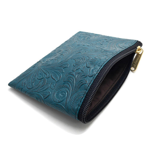 Purse - Coin Purse - Tanner/Teal