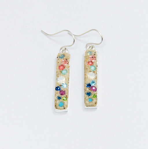 Earrings - Dangle - Multi Color - Cape Cod