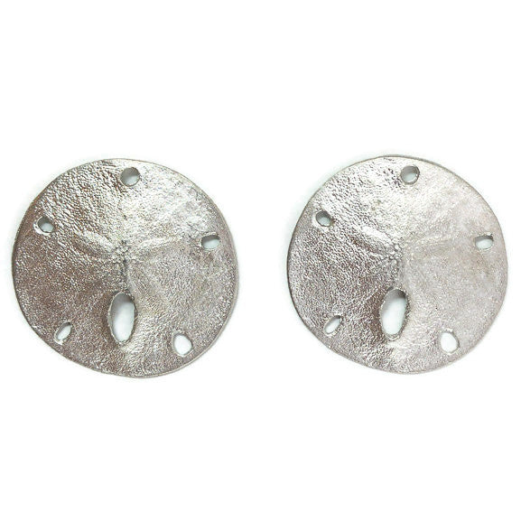 Earrings - Sand Dollar posts