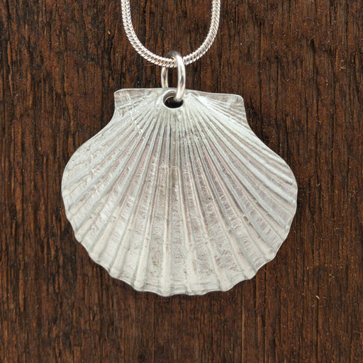 Necklace - Scallop Necklace
