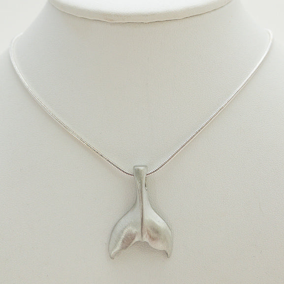 Necklace - Whale Tail