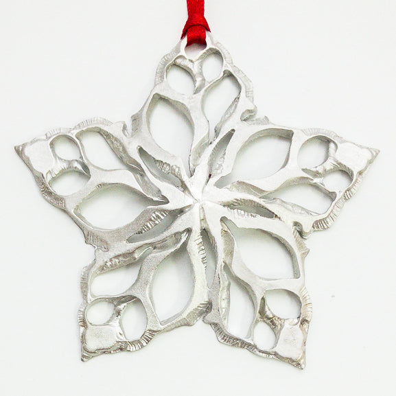 Ornament - Conch Shell Star