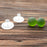 Earrings - Single Sea Glass - EDP01 - Lime