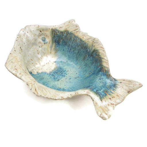 Fish Bowl - Ocean Blue - Chowder Bowl