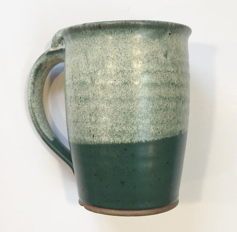 Berry Mug - Green and White