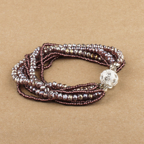 Bracelet - Athena - Purple